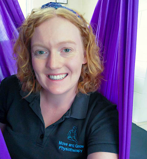Lucy Robinson Move and Grow Physiotherapy