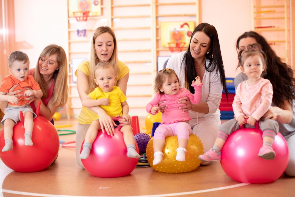 Move and Grow Physiotherapy Toddler Group